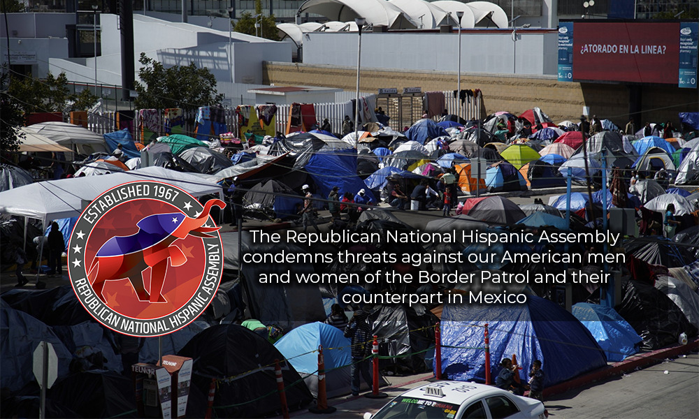 RNHA ISSUES STATEMENT ON THE SOUTHERN BORDER CRISIS
