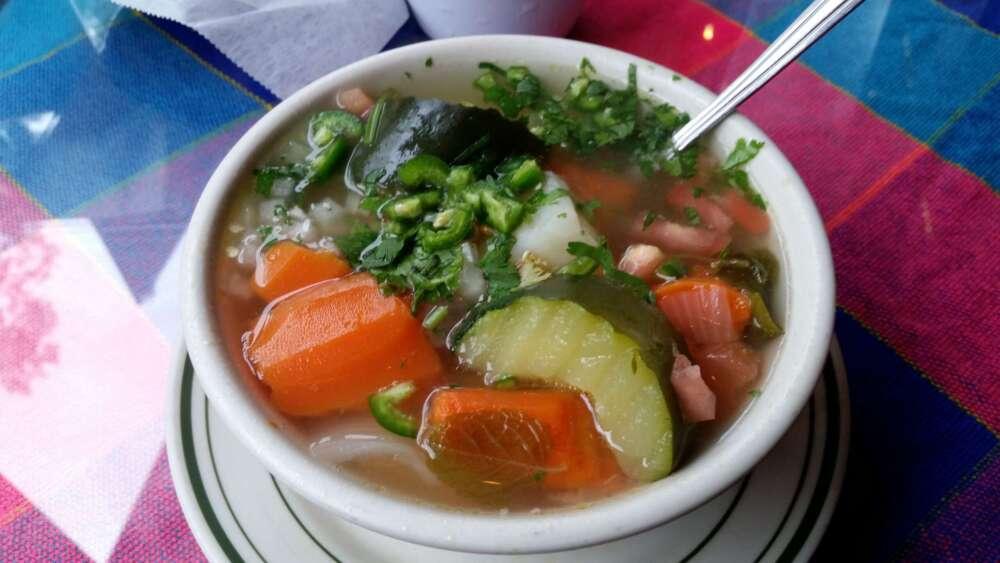 Carrillo Family Recipe of Caldo de Pollo
